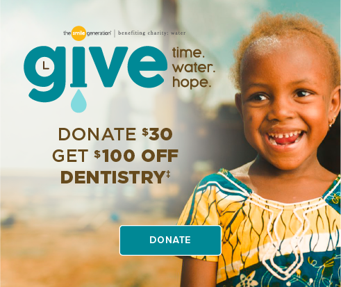 Donate $30, Get $100 Off Dentistry - Candlewood Smiles Dentistry and Orthodontics